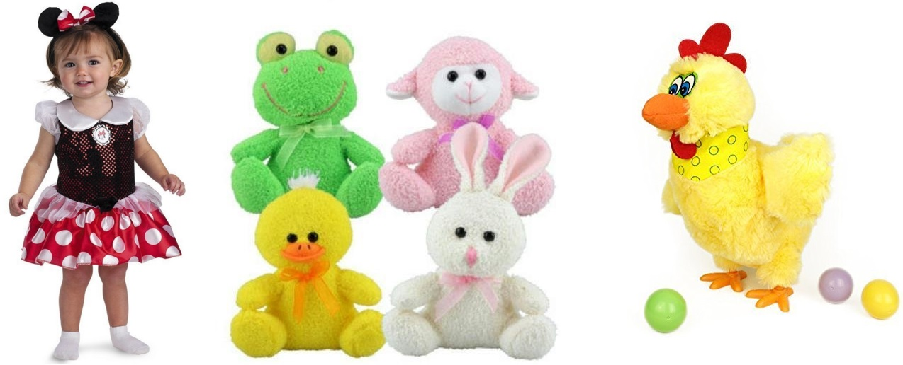 Top easter gift ideas for 2016 couponpark blog 2016 easter gift ideas for babies negle Image collections