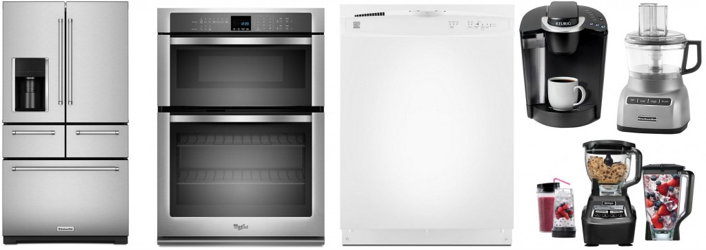 Guide to Buying Kitchen Appliances