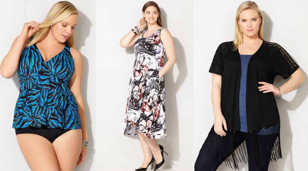 Plus Size Fashion Trends Summer 2016