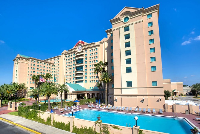 The Florida Hotel and Conference Center, Orlando